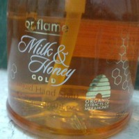 Milk & Honey Gold Liquid Hand Soap