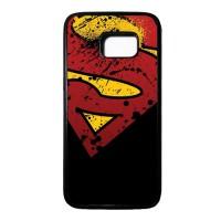 Case Casing Samsung Galaxy S7 EDGE Softcase Bumper Motif SUPERMAN 11