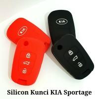 Cover Kondom Sarung Silicon Silikon Remote Kunci Mobil Kia Sportage
