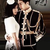 Preloved/ second DVD serial korea The King 2 Heart