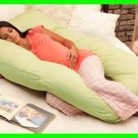 Jual Bantal Hamil/Maternity Pillow/Hamil Hijau Murah Murah