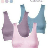 GENI BRA SET (3 PCS) WARNA