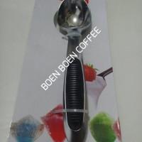 Sendok Scoop Premium Ice Cream Stainless ( Uk Scoop 4,5 cm x 6 cm)