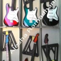 harga Miniatur Gitar/gitar Mini Tokopedia.com