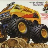 Tamiya Mini 4WD Bigfoot Lunchbox Junior