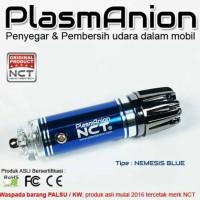 Car Air Purifier - ORIGINAL Plasmanion NCT Nemesis (Biru)
