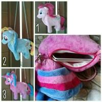 harga Tas Selempang Boneka My Little Pony Import Tokopedia.com
