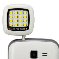 Flash Light Universal Smartphone LED - Lampu Flashlight Selfie