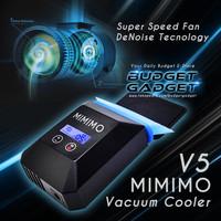 Harga mimimo laptop vacuum cooler fan pendigin lapop with lcd display   antitipu.com