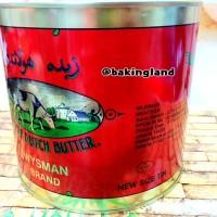 butter wijsman 2270gr wisman wysman