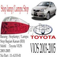 STOP LAMP/LAMPU STOP TOYOTA VIOS 2003-2005 RH