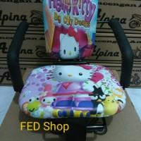Jual Kursi boncengan anak Hello Kitty Murah