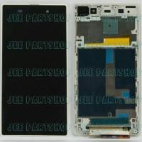 Lcd Sony Xperia Z1 C6902 C6903 + Frame
