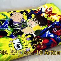 harga Selimut Bulu Halus Uk 160x200 MA 37 - Ben 10 Action Tokopedia.com