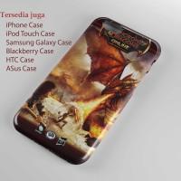 dungeons and dragons online Hard case Iphone case dan semua hp