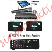 Paket Sound System BMB ( ORIGINAL )