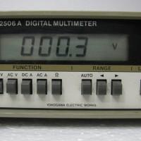 YEW Yokogawa 2506A Digital Multimeter Yokogawa