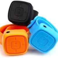 MP3 JAM TANGAN Mini Watches Mp3 Player Micro TF Card