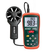 Jual EXTECH AN200 Anemometer With IR Thermometer