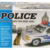 MAINAN MOBIL POLISI POLICE RADAR - 2088-2 MURAH