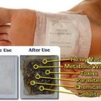 Jual KINOKI WHITE FOOT PATCH DETOX / KOYO KAKI DETOKSIFIKASI Murah