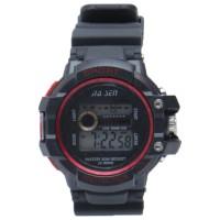 Jam Tangan Pria C-Shock CSX 1014 - Rubber Hitam Dial Hitam