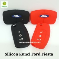 harga Cover Kondom Sarung Silicon Silikon Remote Kunci Mobil Ford Fiesta Tokopedia.com