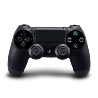 Original Ds4 Sony Stik Wireless Controller Ps4 - Black