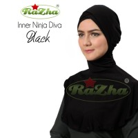 Inner Ninja Diva- Black