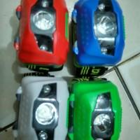 senter kepala / headlamp mitsuyama ms-334