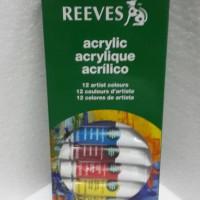 Reeves Acrylic 12clr 10ml