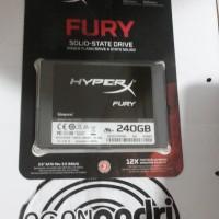 Kingston SSD HyperX Fury 240GB - SHFS37A / 240GB