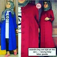 Cassandra Hijab Set (4in1) - Baju wanita bagus murah