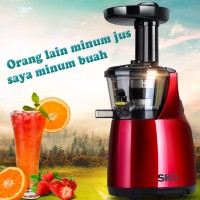 Juicer/Juice/Slow Juicer/Jus/Blender/Buah/SKG/Merah