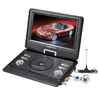 DVD PORTABLE DIGIMEDIA DM738FM 3D USB TV