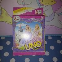 Mainan Unik Hobi Anak Keluarga Kartu UNO Card Fun Family Games Barbie
