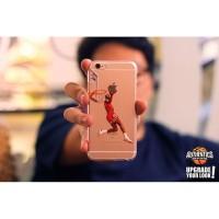 harga Michael Jordan iPhone 6/6S Clear Case Tokopedia.com