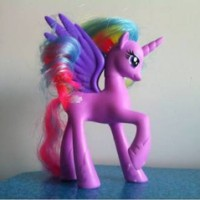 Princess Steerling My Little Pony Figure
