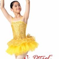 harga Baju balet anak Cami Golden Flower Tokopedia.com