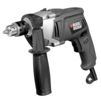 Mesin Bor Tembok Black & Decker KTD13RE / KTD 13 RE