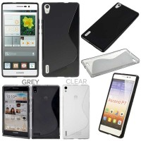Huawei Ascend P7 - Stylish STPU Soft Case