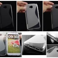 LG Optimus G Pro Lite D684 / Lite Dual D686 - Stylish STPU Soft Case