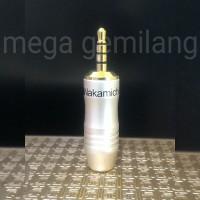 Plug 3.5mm Nakamichi 4 pole