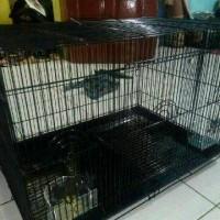 harga Kandang Besar Peliharaan (burung, Kelinci, Kucing) Tokopedia.com