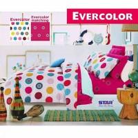 Sprei Star Evercolor Ukuran Single no 3 dan 4