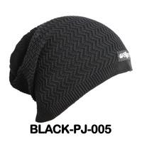 Topi Kupluk Ortler BLACK-PJ-005