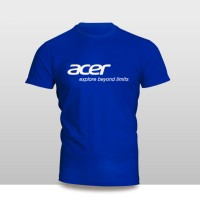 Kaos Baju Pakaian gadget handphone ACER Murah