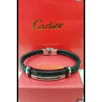 Gelang cartier kulit asli /cincing /kalung/ perhiasan