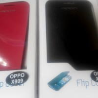 Flip Cover /Casing eksklusif untuk Hp Oppo Find 5/X909, NEW