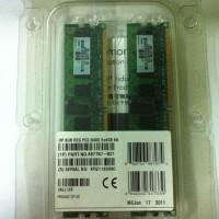 HP Memory Server 497767-B21 8GB PC2-6400 DDR2 ECC
